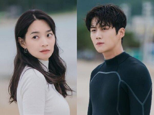 Pertemuan Pertama Shin Min Ah dan Kim Seon Ho yang Tak Terlupakan di 'Hometown Cha Cha Cha'
