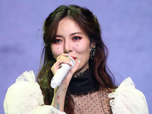 HyunA Ungkap Alasan Gabung di Agensi PSY karena 'Wortel'