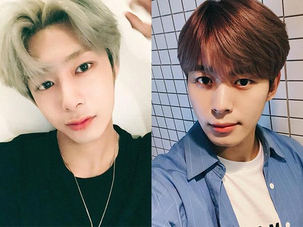 Hyungwon MONSTA X dan Hongbin VIXX Siap Hadirkan Kolaborasi Unik Spesial Musim Panas