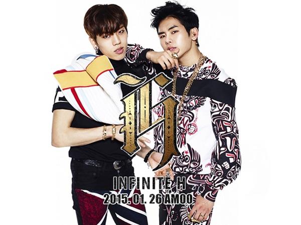 Simak Gaya Edgy Hoya dan Dongwoo di Teaser Comeback Infinite H