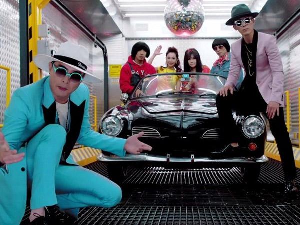 Bertabur Bintang, Jinusean Tampil Old School dan Modern di 'Tell Me One More Time'!