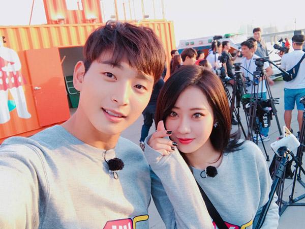 Proud Boyfriend, Jeong Jinwoon Puji Habis Sosok Kyungri Sebagai Pacarnya