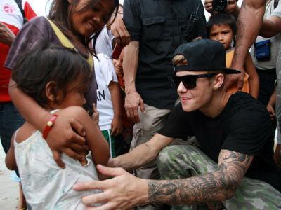 Justin Bieber 'Akhiri' Believe Tour 2013 di Filipina