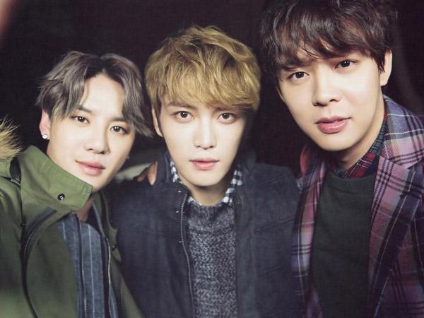 Obati Rindu Para Fans, JYJ Siap Rilis Reality Show Mulai Hari Ini!