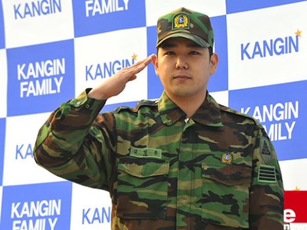 Lalaikan Pelatihan Militer, Kangin Super Junior Minta Maaf