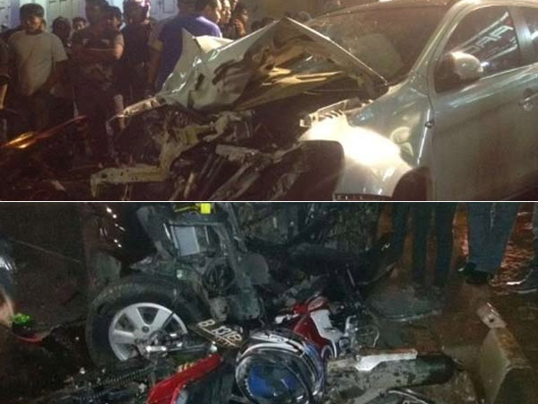 Tabrakan Beruntun di Kawasan Pondok Indah, Tiga Orang Dilaporkan Tewas