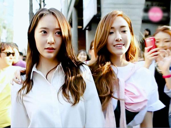 Wah, Serunya Ketika Jessica & Krystal Undang Fans Datang ke Rumah Mereka!