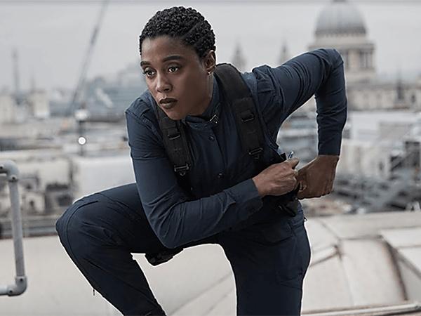 Lashana Lynch Hadapi Komentar Rasis Setelah Diumumkan Jadi Agen 007 Pertama Berkulit Hitam