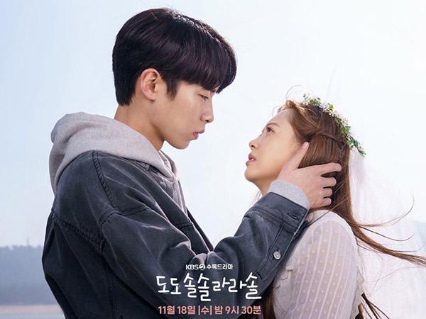 Reuni Dramatis, Lee Jae Wook Bawa Kabur Go Ara dari Acara Pernikahan