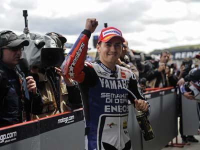 Lorenzo: Yamaha Kuasai Sirkuit Mugello