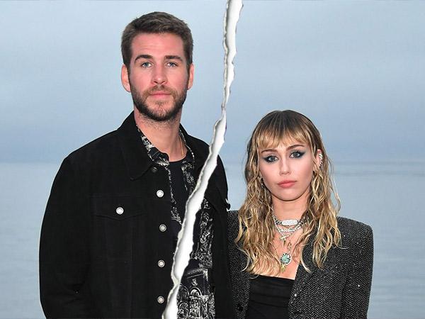 8 Bulan Menikah, Miley Cyrus dan Liam Hemsworth Bercerai