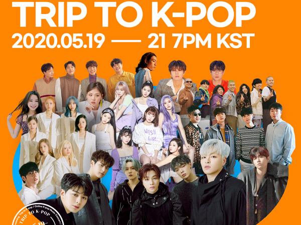 iKON Hingga Oh My Girl Akan Meriahkan Konser Online 'Trip to K-Pop'