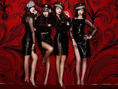 Para Idol Pilih Lagu Alone Milik Sistar Jadi Lagu Terbaik 2012