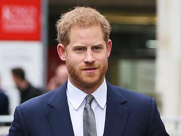 Pangeran Harry Terpilih Jadi Bangsawan Terseksi
