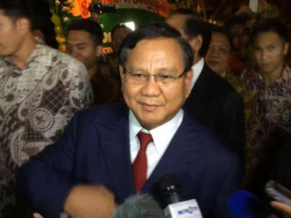 Prabowo Di Nikahan Gibran-Selvi: Pak Jokowi Tidak Capek?
