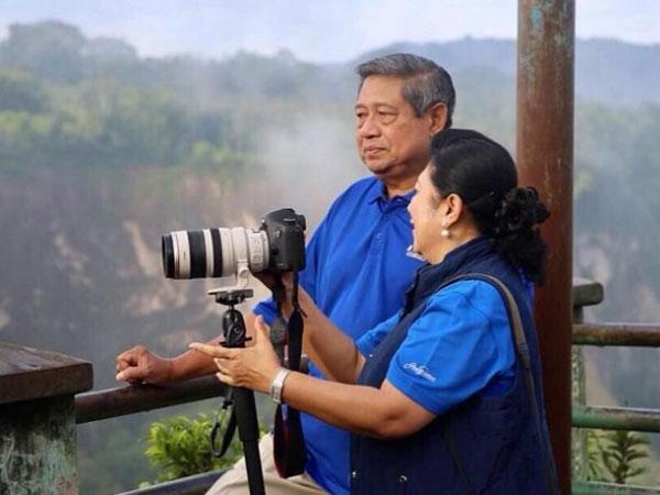 Curhat AHY yang Saran Liburan Ditolak SBY Sampai Wejangan Haru dari Almarhum Habibie