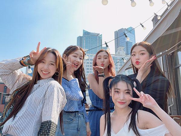 Menang Voting TMA, Secret Number Akan Terpampang di Iklan Billboard Seoul