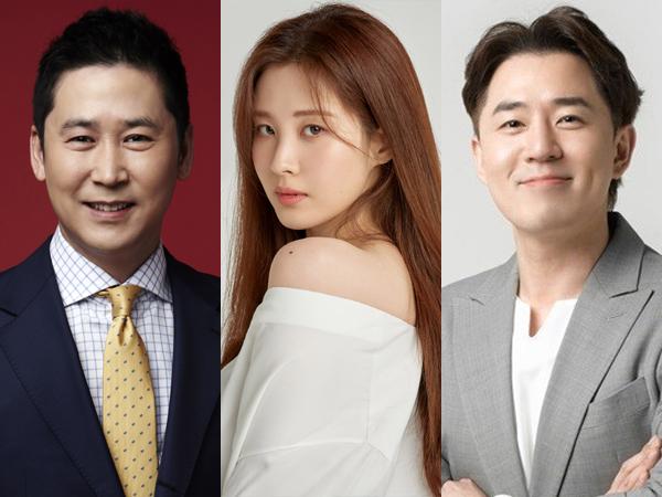 Shin Dong Yup, Seohyun SNSD, dan Boom Jadi MC The Fact Music Awards 2021