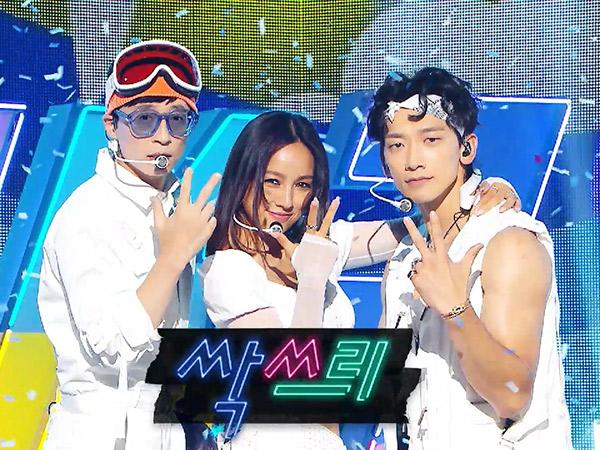 Debut Stage SSAK3 Dongkrak Rating Music Core Sampai 3 Kali Lipat!