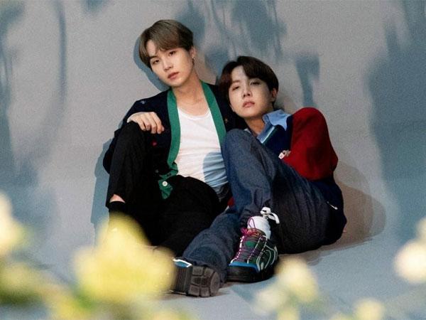 Giliran Surat Suga dan J-Hope Dibagikan untuk Comeback BTS