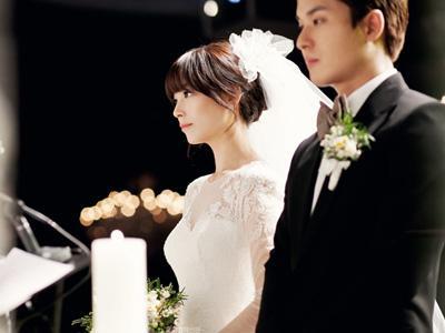 Foto-foto Resmi Pernikahan Sunye Wonder Girls dan James Park