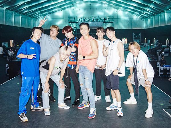 Super Junior Umumkan Tur Konser Dunia 'Super Show 8', Gencar Rumor Bakal ke Indonesia