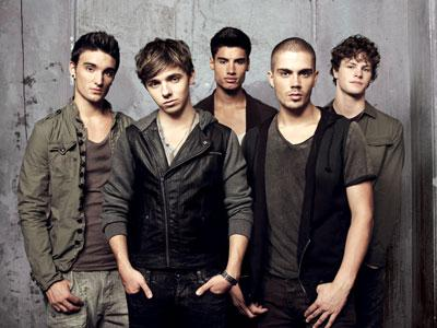 Reality Show Boy Band The Wanted Kena Sensor