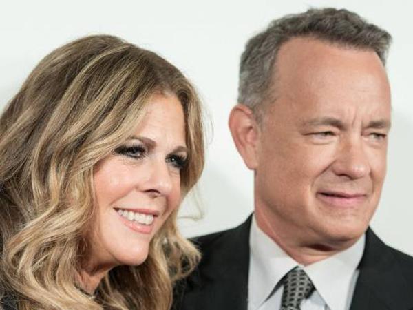 Tom Hanks dan Rita Wilson Donorkan Darah untuk Penelitian Uji Vaksin Corona