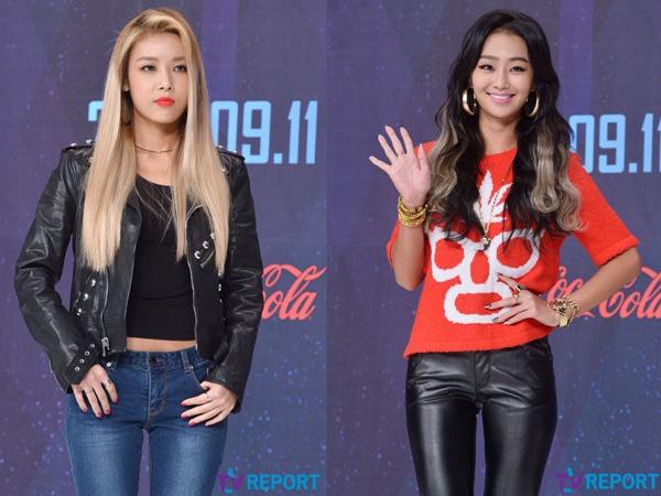 Yubin Wonder Girls dan Hyorin Sistar akan Jadi Lawan Diss Battle di 'Unpretty Rapstar 2'!