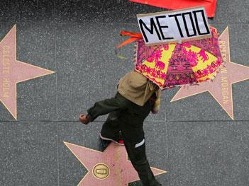 Sisi Menarik Tagar Viral #MeToo Jadi Revolusi Hollywood untuk Adegan Seks