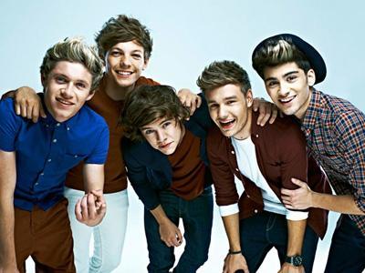 One Direction Akan Lanjutkan Syuting Film 3D di Tokyo