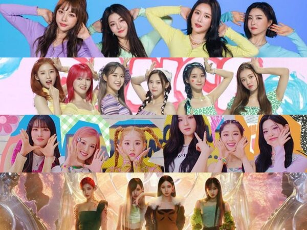 8 Lagu Idol K-Pop Wanita Paling Hits di Tahun 2021