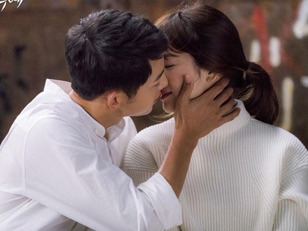 Adegan Ciuman 'Song Couple' di 'Descendants of the Sun' Ternyata Diambil Sebanyak 100 Kali?