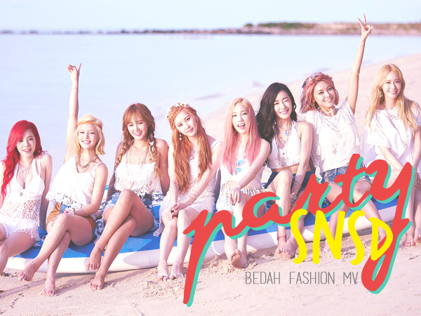 Bedah Fashion Video Musik: SNSD – 'Party'