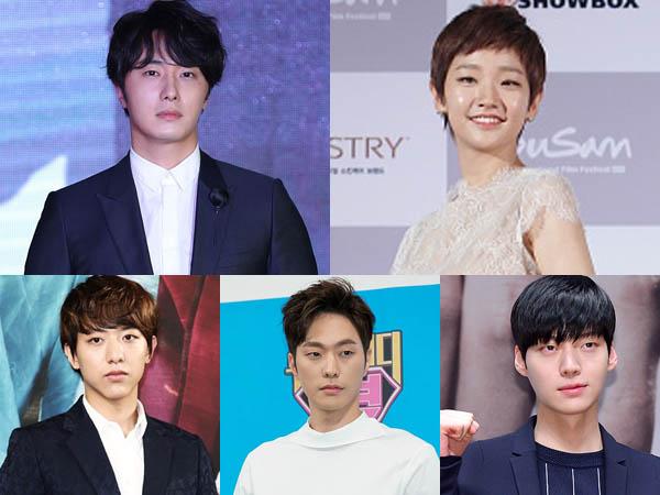 Siap Tayang, 'Cinderella and the Four Knights' Akan Jadi Drama Terbaru Stasiun Tv Ini!