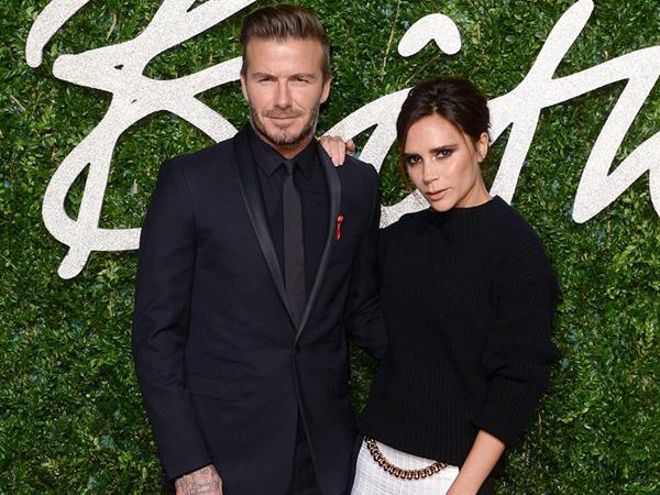 So Sweet! David dan Victoria Beckham Tukar Pesan Manis di Ulang Tahun Pernikahan
