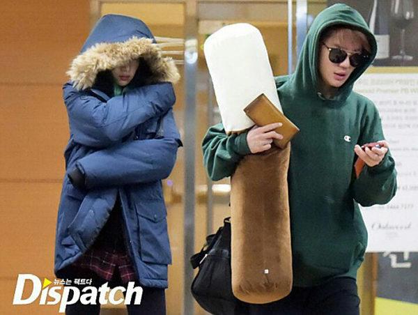 Tak Rilis Kabar Pacaran Seleb Korea di Tahun Baru, Apa Alasan Dispatch?