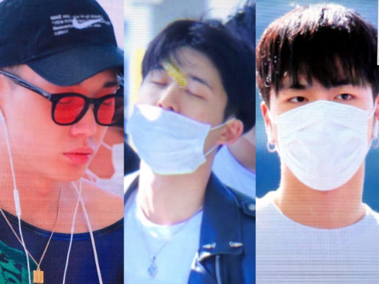 Sudah Berangkat ke Jakarta, Kondisi Member iKON di Bandara Justru Bikin Fans Khawatir