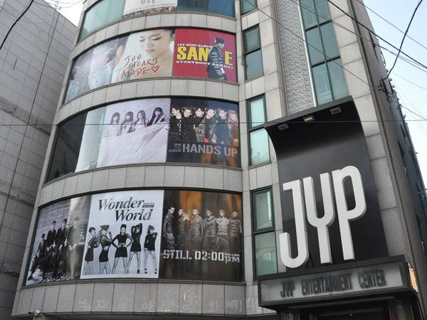 Wah, Gedung Agensi JYP Entertainment Dijual!