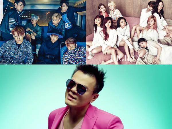 Wah, Para Artis JYP Entertainment Ini akan Bersaing Comeback di Waktu Bersamaan!
