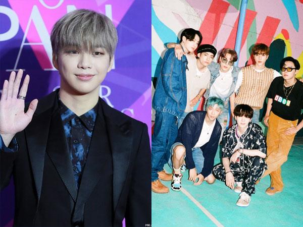 Kang Daniel Bawa Pulang 5 Piala, Daesang APAN Music Awards 2020 Diraih BTS