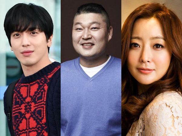 Yonghwa CNBlue, Kang Ho Dong dan Aktris Cantik Ini Siap Hidup Bersama di Hutan Lewat 'Island Trio'!