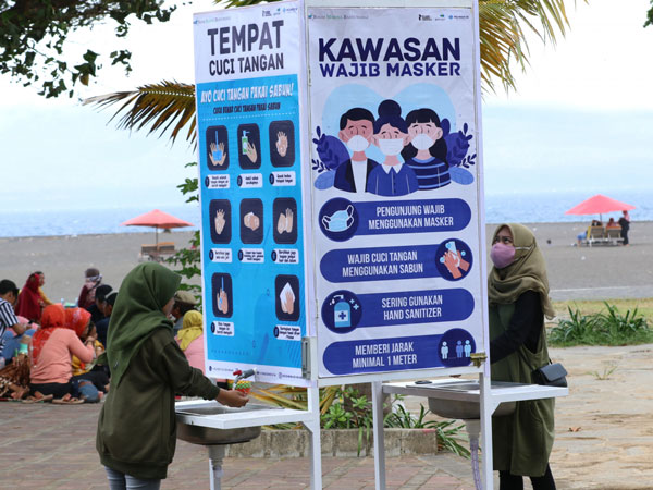 Waspada Penularan, Berikut Update Terbaru Zona Merah COVID-19 di Indonesia