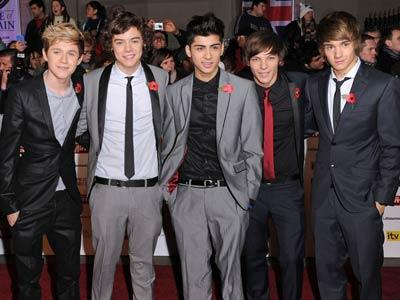 One Direction Akan Berakting di Film 3D