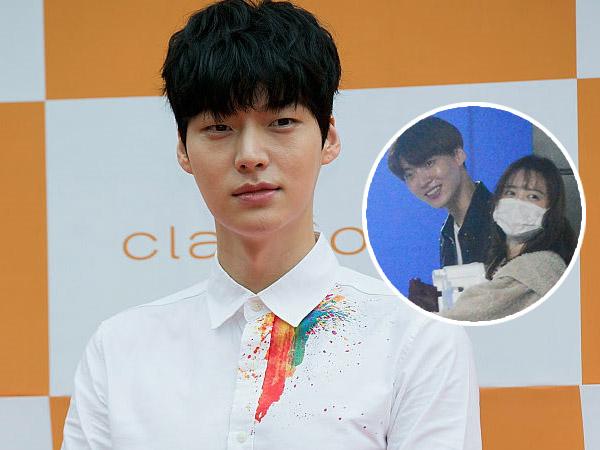 Didukung Netizen, Ahn Jae Hyun Tak Masalah Hubungan Asmaranya Terungkap?