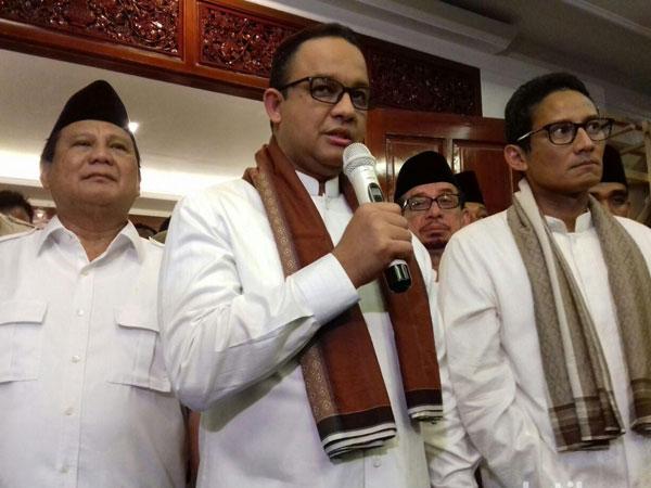 Sandiaga Siap Pimpin Jakarta Jika Anies Maju Pilpres: Saya Tuh Dulunya Maju Jadi Calon Gubernur