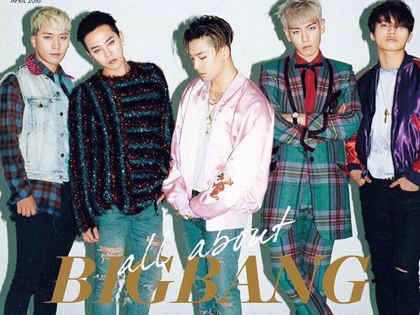 Resmi Tutup Konser 'MADE', Big Bang Umumkan Konser Perayaan 10 Tahun Debutnya!
