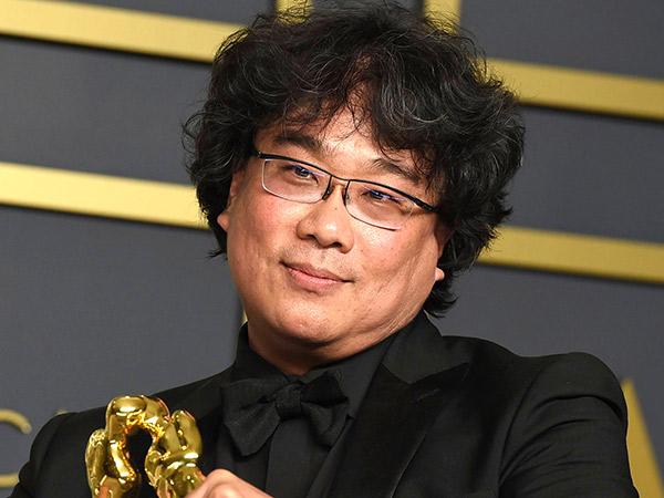 Inspiratif, Perjuangan Bong Joon Ho Jual Donat Demi Kamera Hingga Menang Oscar