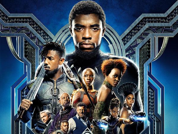 Belum Genap Seminggu Tayang, Intip Berbagai Kesuksesan Film 'Black Panther'!