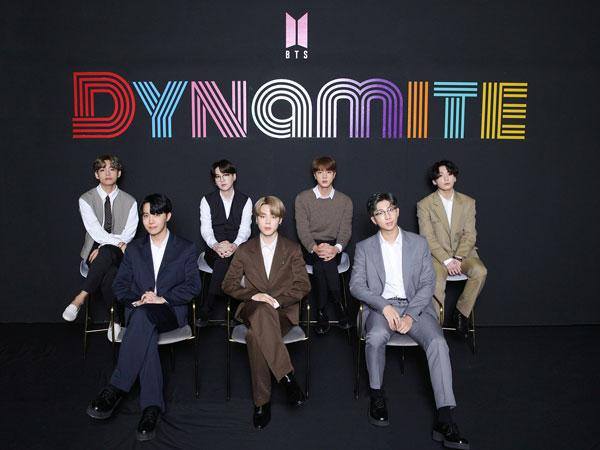 BTS 'Dynamite' Pecahkan Rekor PSY 'Gangnam Style' di Chart Billboard Hot 100